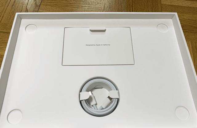 MacbookAir2020画像5