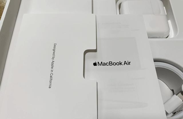 MacbookAir2020画像7