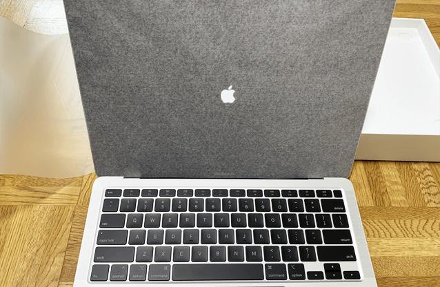 MacbookAir2020画像8